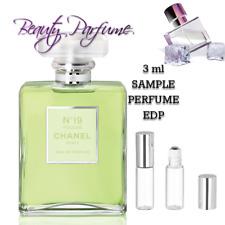 Chanel 19 Poudre Eau De Parfum Perfume Sample Travel Rollerball (3ml/0.10fl.oz.)