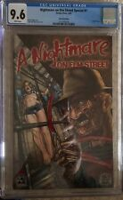 A NIGHTMARE ON ELM STREET #1 - RED FOIL EDITION- CGC 9.6 - ONLY 1500 COPIES