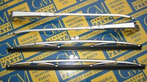1949-1953  Buick, Cadillac & Oldsmobile Windshield Wiper Arm & Blades Kit