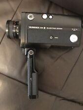 Suwanica Mark IV Super 8 Camera With Case Good Conditon Working Tested