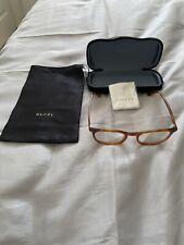 GUCCI Tortoiseshell Glasses Frames Women's Unisex Rrp £165