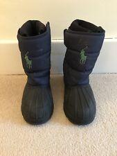 Polo Ralph Lauren Boys Boots