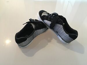 DC Shoes - sneakers colore bianco/nero, Donna, n.38