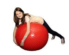"Anti-burst Sensory Nodule PIMPLE BALL Trigger Point 26"" Knobby Bump Pilates 6041"