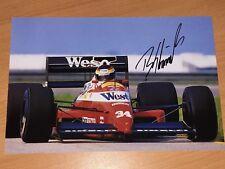 Bernd Schneider Formel 1 F1 Sport Autogramm Autograph Handsigniert 20x30 Foto