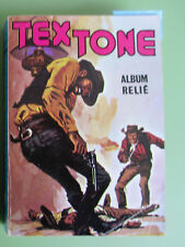 TEX TONE Album N° 87 N° 522 au 524 de 1987