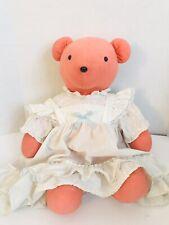 20� Vtg 1979 Very Important Pink Bear North American Bear Company
