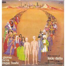 Lucio Dalla Lp Vinile Il Giorno Aveva Cinque Teste / RCA PSL 10583 Sigillato