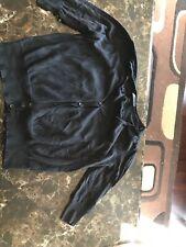 Lane Bryant 18/20 black cardigan