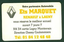 PASSEPORT DISNEY CARTE DE GOLF 11 SEAUX RENAULT  ETAT BON ETAT N° 42 COLLECTION