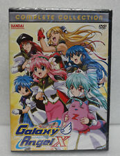 Galaxy Angel X Complete Collection DVD (factory sealed)