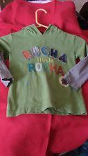 Rocha John Rocha Top for Boy Age 4 - 5 Years Light Green Good Condition