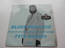 FATS DOMINO Original 1958 GB LONDON E.P Blues For Love Volume 2