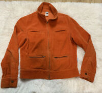 Patagonia Water Girl Womens Corduroy Blazer Jacket  Full Zip Sz M