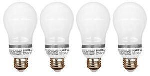 Sunrise General Purpose 18 Watt 1150 Lumens 120V Light Bulb 4 Pack