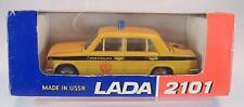 Novoexport UDSSR USSR 1/43 Lada VAZ 2101 Patrol Car OVP #311