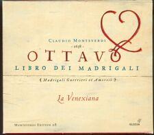 Monteverdi Ottavo Libro Dei Madrigali, La Venexiana