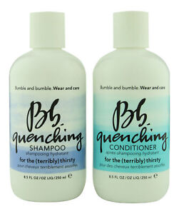 Bumble and bumble Quenching Shampoo & Conditioner 8.5 oz. Hair Care Set
