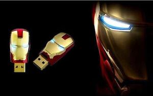Ironman Flashdrive