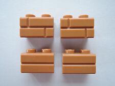 3005 200 x LEGO® Brick Red NEU Steine 1x1 in Rot