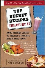 Top Secret Recipes Treasury II: More Kitchen Clone