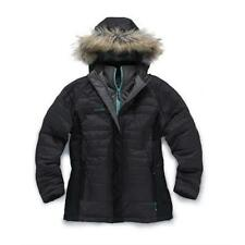 Faux Fur Nylon Quilted Coats & Jackets for Women