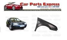 VOLKSWAGEN BORA 1999-2006 O/S (RIGHT) FRONT WING PAINTED ANY COLOUR