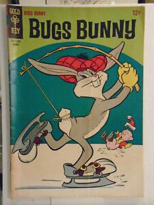 Gold Key BUGS BUNNY #110 (1967) Porky Pig