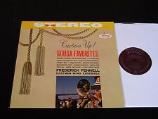 Mercury SR 90291-Fennell/EWE-Sousa Favorites-FR1/F1 Living Presence LP!