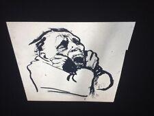 "Käthe Kollwitz ""fettered Man"" German Expressionism Art 35mm Slide"
