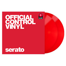 "Serato Performance Series 12"" Control Vinyl (Pair, Red)"