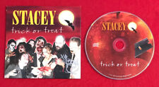 Signed Stacey Q Tonight We'Ll Make Love Until We Die Trick Or Treat Remixes Cd