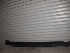 2013 2014 Subaru XV Crosstrek Rocker Panel Side Skirt Passenger Right RH OEM