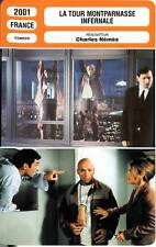 FICHE CINEMA : LA TOUR MONTPARNASSE INFERNALE Eric,Ramzy 2001 Don't Die Too Hard