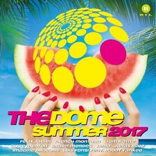 THE DOME SUMMER 2017 (HELENE FISCHER, NIMO, FELIX JAEHN, ...)  2 CD NEUF
