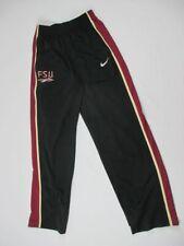 NEW Nike Florida State Seminoles - Men's Black Dri-Fit Sweatpants (S)