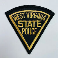 West Virginia State Police Hat Size Patch (B)