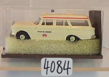 Brekina 1/87 Mercedes Benz 190 Kombi Police de Lausanne Schweiz OVP #4084