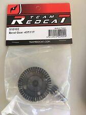 RedCat Racing TR-MT10E Bevel Gear Set 43T/ 11T 510102