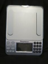 Weight Watchers Food Prep Weighing Scale Points Plus 6lbs 9.8oz Capacity