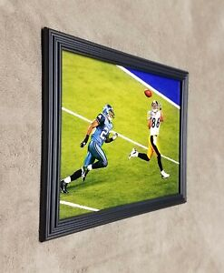 Hines Ward Pittsburgh Steelers Super Bowl XL 8x10 Framed Photo