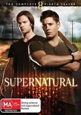Supernatural S8 Series / Season 8 DVD R4