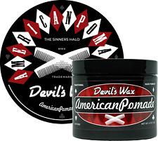 American Pomade Devil's Hair Wax