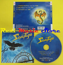 CD Singolo SAVATAGE Commissar 2001 germany SPV 055-72293 CD no lp mc dvd (S15)