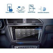 LFOTPP 2017-2019 VW Tiguan Golf R 9.2In In-Dash Screen Protector Tempered Glass