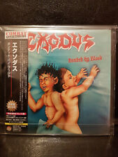 EXODUS Bonded By Blood Japan Mini LP CD KICP-91401 (2009)