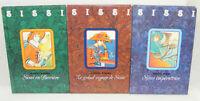 Lot de 3 livres SISSI Marcel D'ISARD Hachette 1988