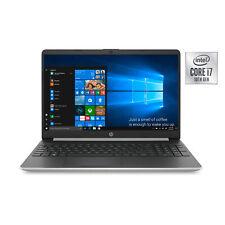 "Hp 15-dy1071wm Notebook 15.6"" HD i7-1065G7 1.3GHz 8GB RAM 256GB SSD Win 10 Home"