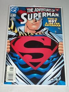 Adventures Of Superman #596! (1987) Twin Towers Issue! NM!