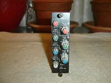 Valley Int. Maxi Q, 3 Band Parametric Equalizer, Eq for Pr-10, Vintage Unit